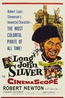 "Long John Silver - 11"" x 17"""