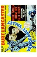 "Vengeance Valley movie poster - 11"" x 17"" - $15.49"