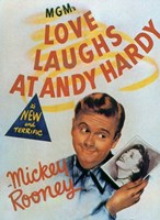 """Love Laughs At Andy Hardy - 11"""" x 17"""""""