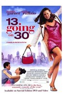 """13 Going on 30 poster - 11"""" x 17"""", FulcrumGallery.com brand"""