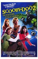 Scooby-Doo 2: Monsters Unleashed Framed Print