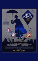 Mary Poppins Cast Fine Art Print