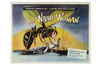 """The Wasp Woman (movie poster) - 17"""" x 11"""""""