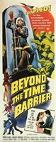 """Beyond the Time Barrier - 11"""" x 17"""""""