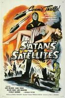 """Satan's Satellites - 11"""" x 17"""" - $15.49"""