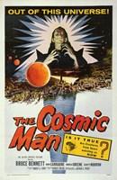 """Cosmic Man - 11"""" x 17"""" - $15.49"""