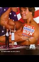 "See Arnold Run - 11"" x 17"""