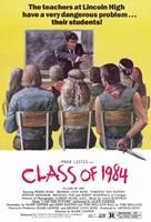 "Class of 1984 - 11"" x 17"""