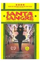 Santa Sangre Wall Poster