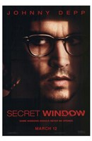 Secret Window Wall Poster