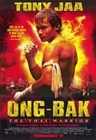 """Ong-Bak - Tony Jaa - 11"""" x 17"""""""