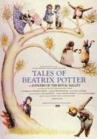 """Peter Rabbit and Tales of Beatrix Potter - 11"""" x 17"""""""