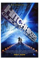 """The Hitchhiker's Guide to the Galaxy - 11"""" x 17"""" - $15.49"""