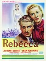 Rebecca Bright Wall Poster