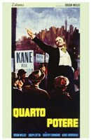 "Citizen Kane Quarto Potere in Streets - 11"" x 17"" - $15.49"