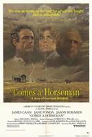 """Comes a Horseman - 11"""" x 17"""" - $15.49"""