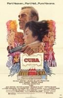 "Cuba - 11"" x 17"", FulcrumGallery.com brand"