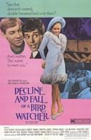 "Decline and Fall of a Birdwatcher - 11"" x 17"", FulcrumGallery.com brand"