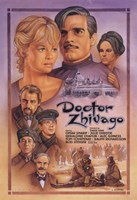 """Doctor Zhivago Drawing - 11"""" x 17"""""""