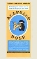 "Acapulco Gold - 11"" x 17"" - $15.49"