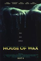 "House of Wax 2005 - 11"" x 17"""