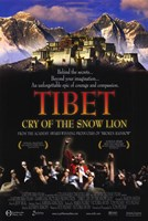 """Tibet: Cry of the Snow Lion - 11"""" x 17"""" - $15.49"""