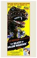 "Beast of Hollow Mountain - 11"" x 17"""