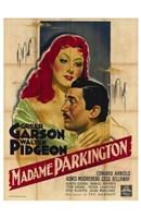 "Mrs Parkington - 11"" x 17"""