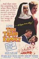 """The Trapp Family - 11"""" x 17"""""""