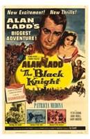 "The Black Knight - 11"" x 17"" - $15.49"