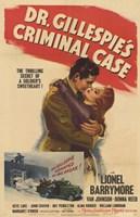 "Dr Gillespie's Criminal Case - 11"" x 17"" - $15.49"