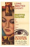 "Storm Center - 11"" x 17"" - $15.49"