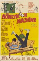 """The Honeymoon Machine - 11"""" x 17"""", FulcrumGallery.com brand"""