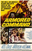 """Armored Command - 11"""" x 17"""""""