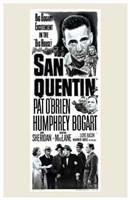 """San Quentin - 11"""" x 17"""""""