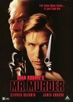 """Mr Murder - 11"""" x 17"""""""