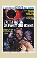 """Beneath the Planet of Apes - movie - 11"""" x 17"""""""