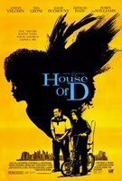 """House of D - 11"""" x 17"""""""