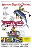 "Flipper's New Adventure Movie - 11"" x 17"""