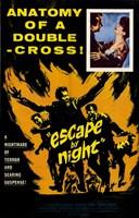 """Escape By Night - 11"""" x 17"""""""