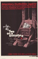"""Two on a Guillotine - 11"""" x 17"""""""