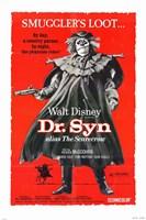 "Dr Syn  Alias the Scarecrow - 11"" x 17"""