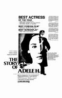 "Story of Adele H - 11"" x 17"""