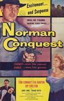 """Norman Conquest - 11"""" x 17"""""""