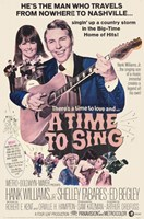 """A Time to Sing - 11"""" x 17"""", FulcrumGallery.com brand"""
