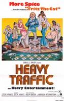 "Heavy Traffic - 11"" x 17"""
