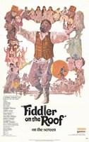 "Fiddler on the Roof Film - 11"" x 17"", FulcrumGallery.com brand"