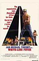 """White Line Fever Jan-Michael Vincent - 11"""" x 17"""" - $15.49"""