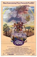 The Muppet Movie Miss Piggy Wall Poster