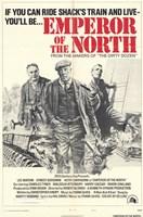 "Emperor of the North Pole Shack's Train - 11"" x 17"""